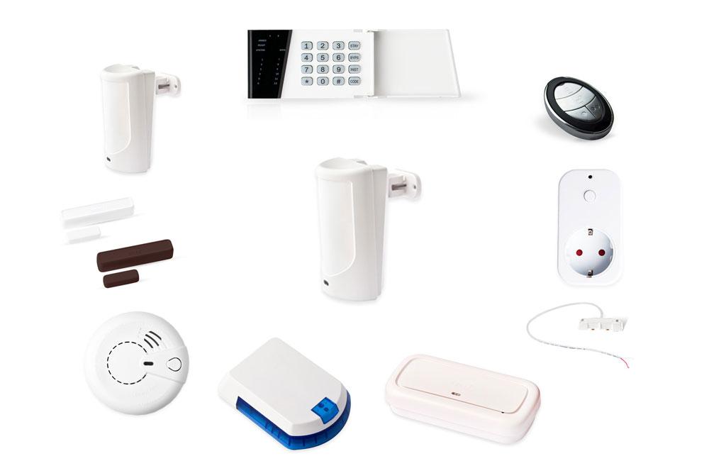 Alarmni sistem EPIR3 - dodatni uređaji
